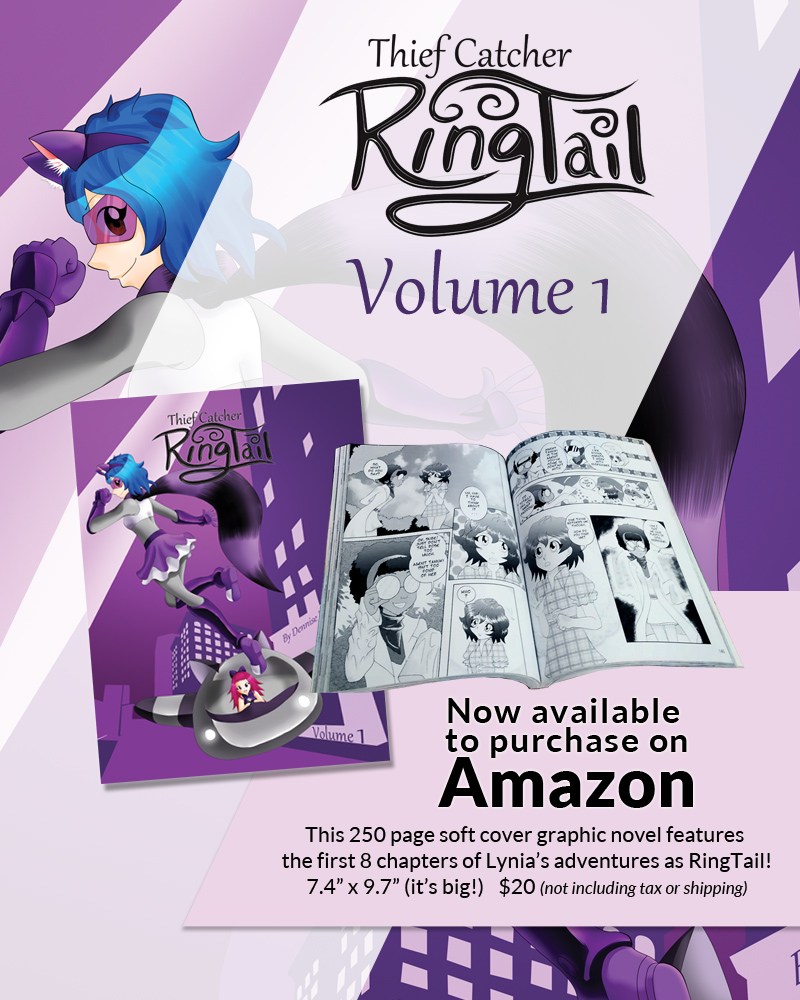 Volume 1 – Now on Sale!
